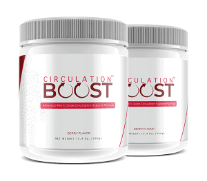 Circulation Boost - 2 Bottles of the Best Supplement for Circulation